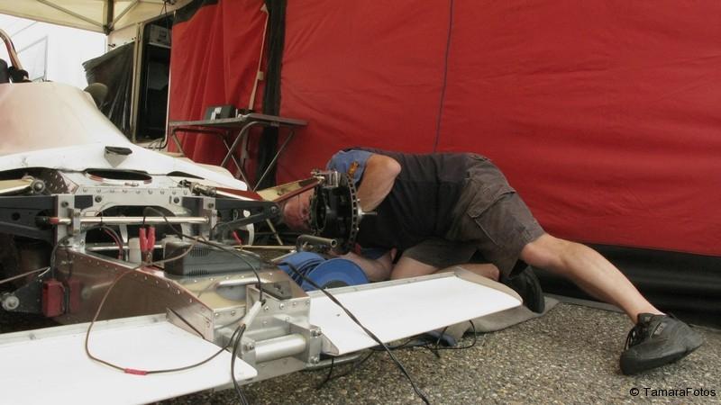 11.DTM zaterdag 27 september 2014 Circuit Zandvoort