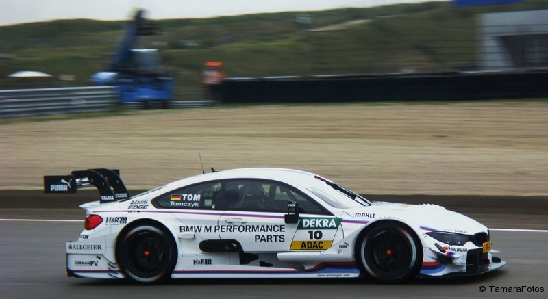 15.DTM zaterdag 27 september 2014 Circuit Zandvoort