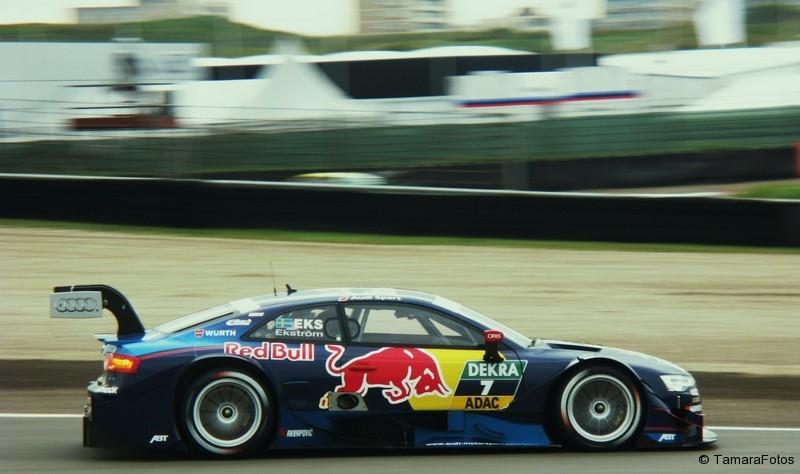 18.DTM zaterdag 27 september 2014 Circuit Zandvoort