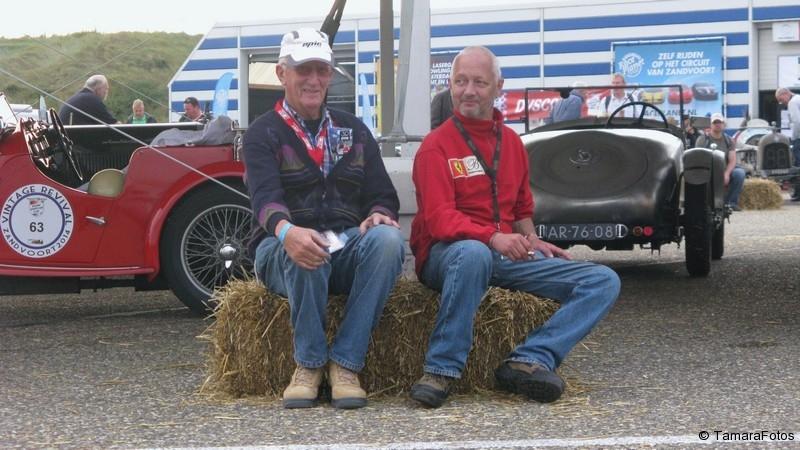 23.DTM zaterdag 27 september 2014 Circuit Zandvoort