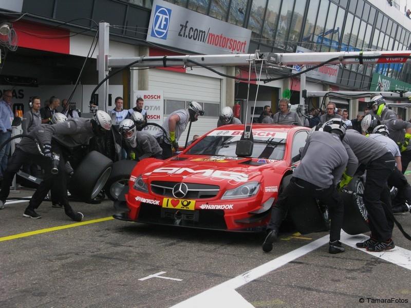 38.DTM zondag 28 september 2014 Circuit Zandvoort