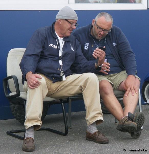 41.DTM zondag 28 september 2014 Circuit Zandvoort