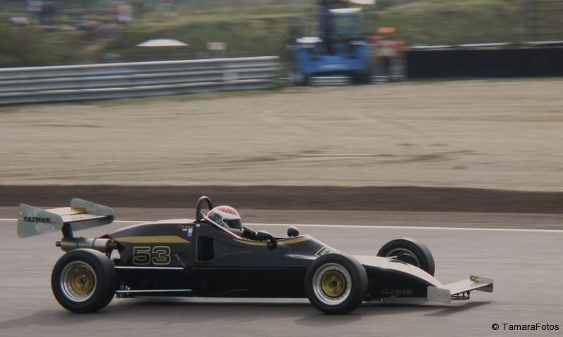 47.DTM zondag 28 september 2014 Circuit Zandvoort