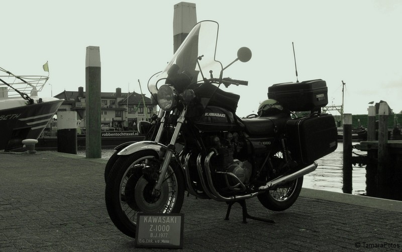 13.OLdtimerbijeenkomst Texel