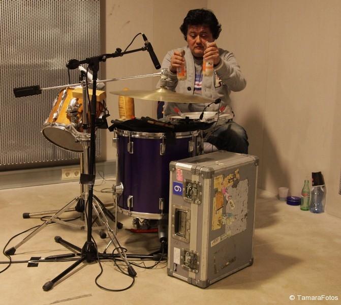 11.Oscar Kerkman Quintet zaterdag 10 januari 2015 CD opname QFactory