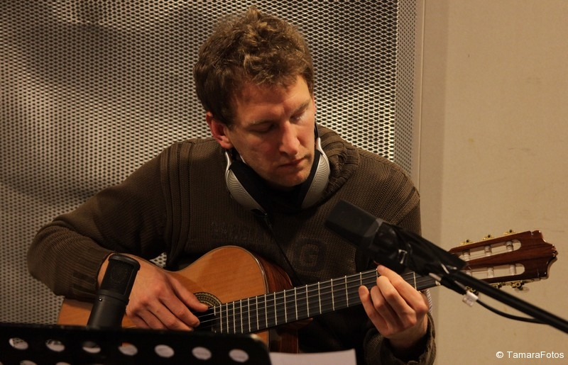 22.Oscar Kerkman Quintet zondag 11 januari 2015 CD opname QFactory