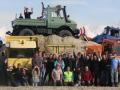 140.Unimog Strandtreffen 12 oktober 2014