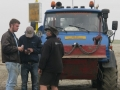 83.Unimog Strandtreffen 11 oktober 2014